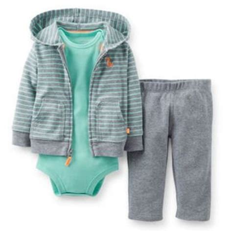 Carters Boy Pant 369121824 Month carters newborn 3 6 9 12 months fox cardigan set baby boy clothes baby boy