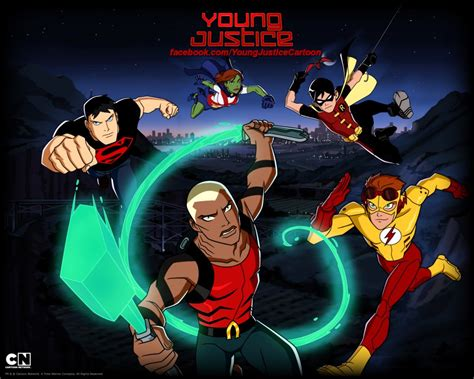 imagenes de justicia joven poringa young justice cartoon downloads wallpaper young justice