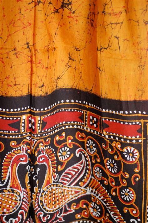 batik design of india batik shantiniketan scarf scarfs fabrics and etsy