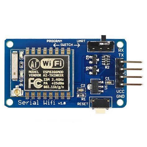 Esp8266 Serial Wifi Module esp 07 esp8266 serial wi fi wireless transceiver module