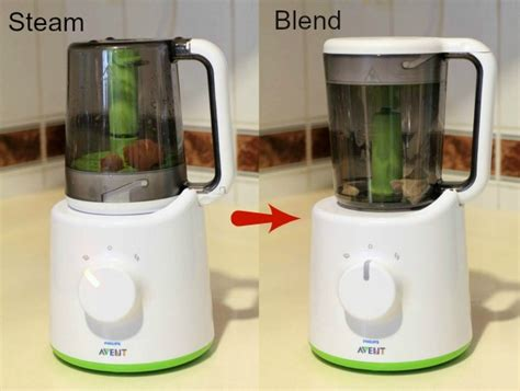 Philips Avent 2 In 1 Blender Steamer a dollop of me family food healthy living s