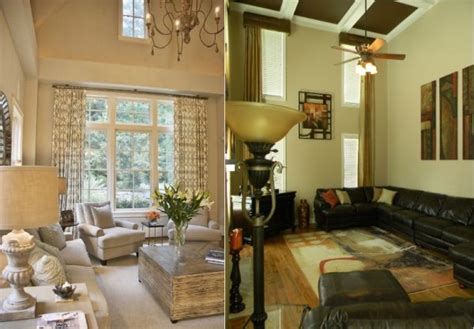 high ceiling window curtains 6 bedroom window treatments