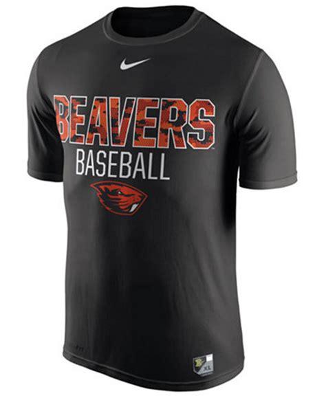 Nike Ncaa Oregon State Beavers Legend Day T Shirt nike s oregon state beavers baseball legend team issue t shirt sports fan shop by lids