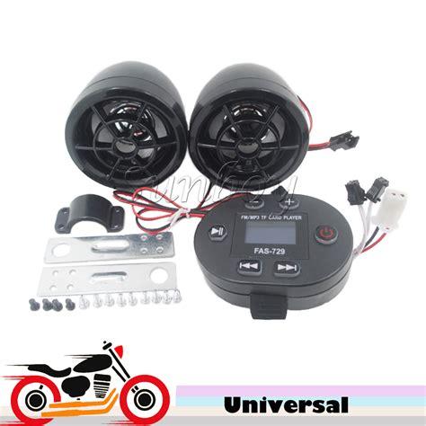 Motorrad Lautsprecher Harley by Kaufen Gro 223 Handel Motorrad Radio Lautsprecher Aus
