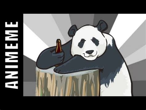 Drunk Panda Meme - drunk panda pick up lines