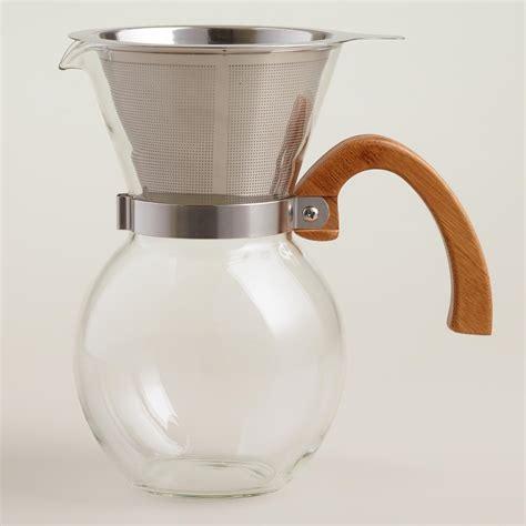 Coffee Decanter glass coffee carafe usa