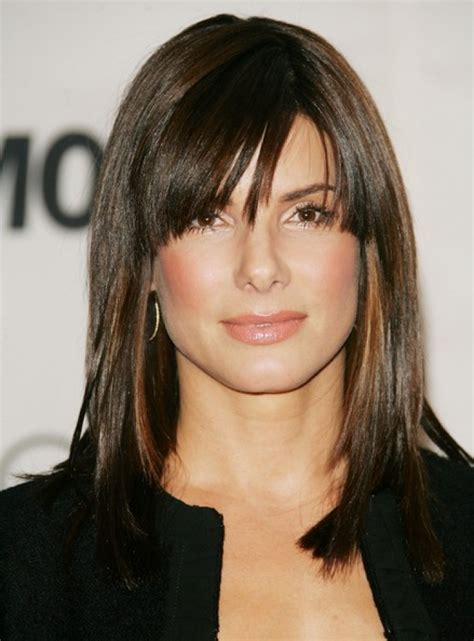 hairstyles bangs medium length hair medium hairstyles with bangs beautiful hairstyles
