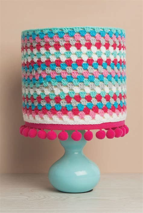 crochet patterns for home decor best 25 crochet lshade ideas on crochet