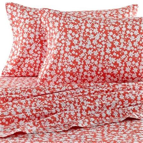 coral bed sheets buy coral sheets from bed bath beyond