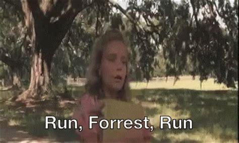 Run Forrest Run Meme - run forrest run gif forrest run run discover share gifs