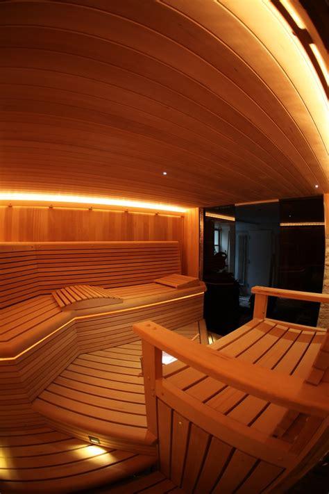 steam room when sick custom sauna on staten island with custom lighting sink and benches saunas