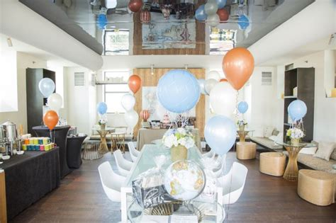 Hotels To A Baby Shower by Baby Shower Venue Mist Pavilion At Hotel Monaco