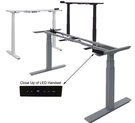 electric height adjustable table electric lift height adjustable table base