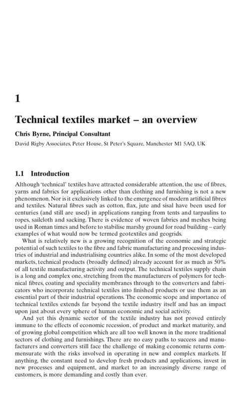 handbook of technical textiles handbook of technical textiles