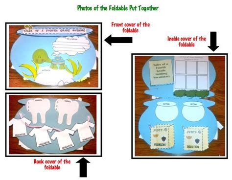 tales of a fourth grade nothing book report tales of a fourth grade nothing foldable