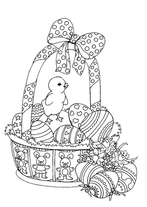 coloring pages for adults easter easter coloring pages for adults best coloring pages for