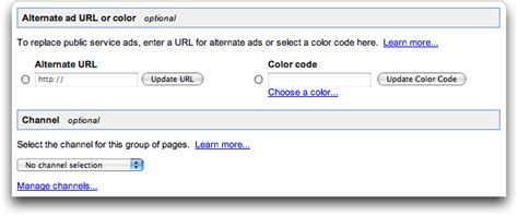 how to create an adsense url channel to track ads performance adsense double