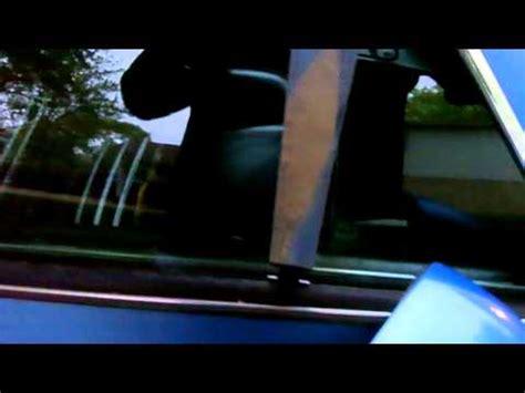 using slim jim how to unlock a car door using a slim jim