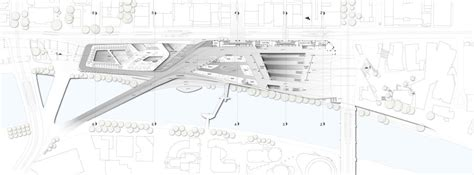 Architecture Floor Plan by Gallery Of The Flinders Street Station Shortlisted