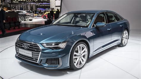 2019 Audi Models by 2019 Audi A6 And E Prototype Debut At 2018 Geneva