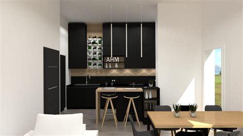 vente de cuisine 駲uip馥 cuisine equipee noir justhome infinity cuisine quip e