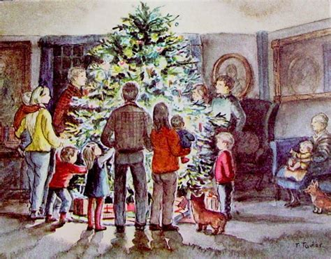pin family around christmas tree clipart 1 on pinterest