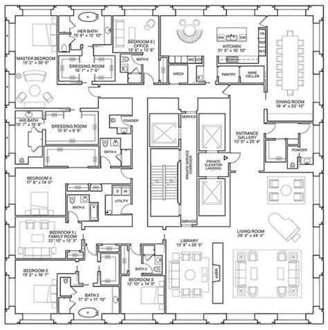 high rise residential building floor plans high rise apartment building floor plans rise home plans
