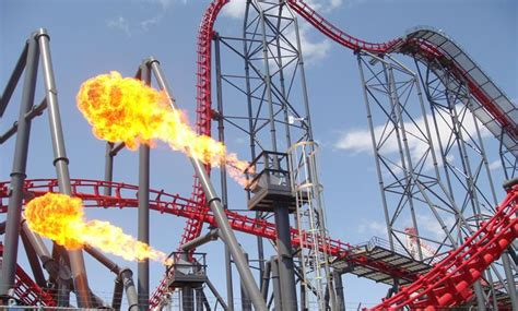 Top 10 Amusement Park Rides by 10 Scariest Theme Park Rides On The Planet Page 2 Of 5