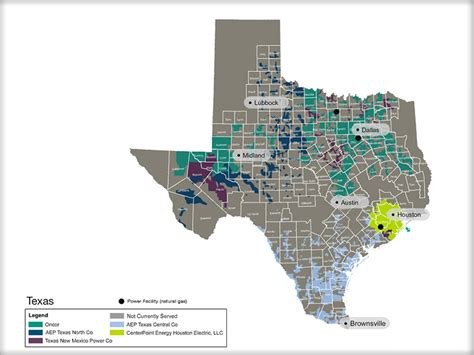 texas electric utility map gdf suez energy resources commercial electricity provider ercot