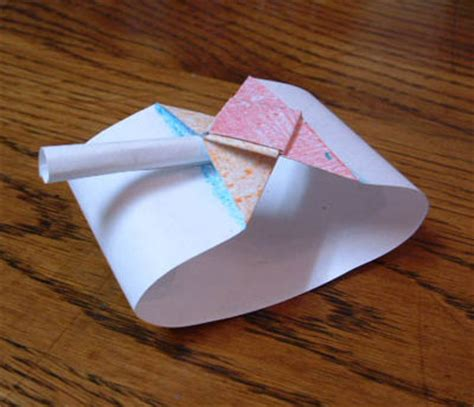 How To Make A Paper Tank Step By Step -