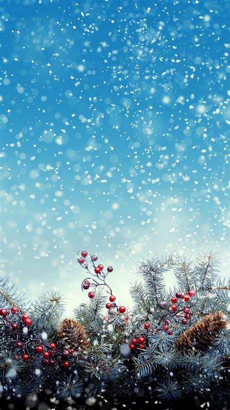christmas iphone wallpaper mobile yodobi