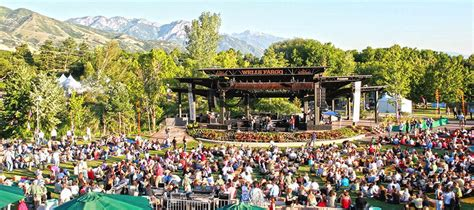 Butte Gardens Concerts by The Best Outdoor Concerts In Salt Lake City Temple Square