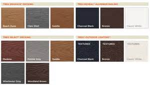 trex colors trex composite decking cleveland lumber co