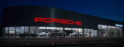 Porsche Service Centre by Centre Porsche Rennes