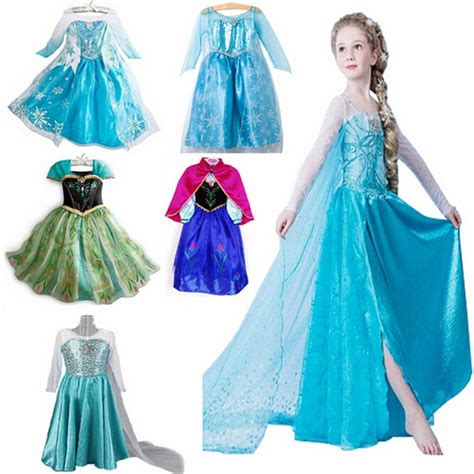 Baju Elsa baju pesta elsa frozen invitations ideas