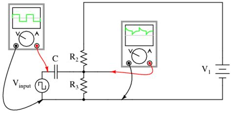 ac signal through capacitor how to create an ac signal from dc with the arduino uno is pwm considered an ac signal since it