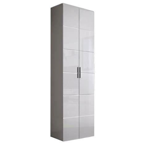 Armoire 80 Cm by Armoire 2 Portes Design Quot Krone Quot 80cm Blanc