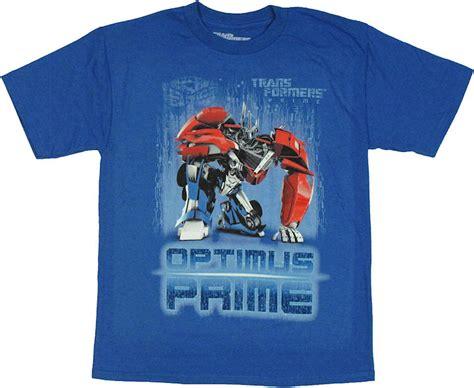 Sandal Print Transformer Optimus Prime transformers prime optimus kneel youth t shirt