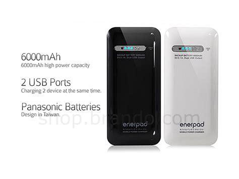Power Bank Enerpad enerpad power bank 6000mah