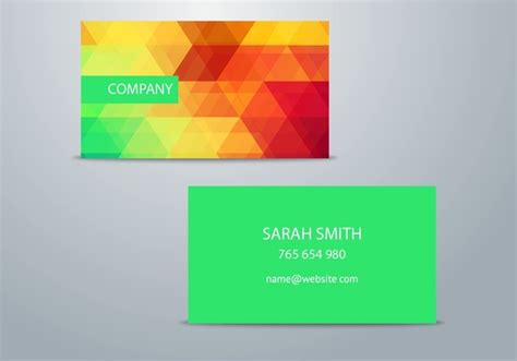 template business card illustrator download 20 best free business card illustrator templates 2016