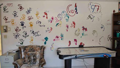 Room Desk Ideas Wand Streichen Ideen Kreative Wandgestaltung Freshouse