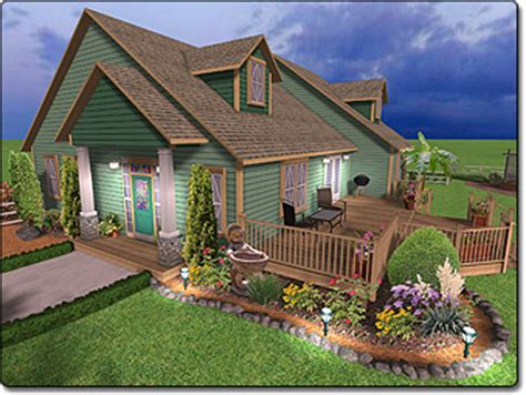 home design software overview decks and landscaping landscape design software by idea spectrum realtime