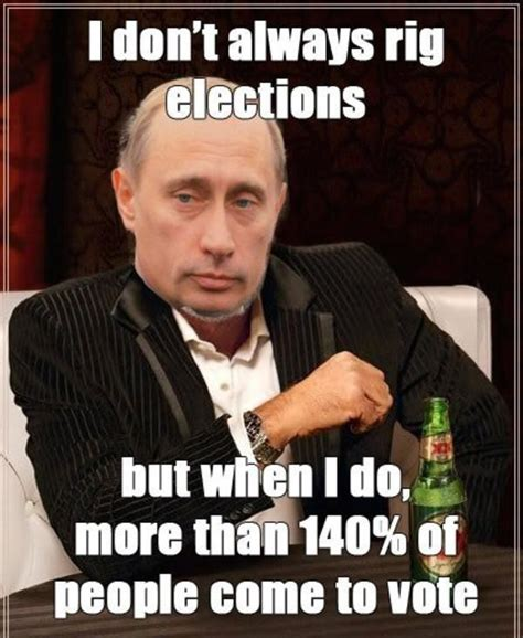 Russians Meme - russia made it illegal to publish putin memes so here are