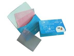 How To Make Paper Soap - paper soap jy1001 china papersoap soap