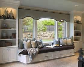 Window Seat Designs Large Window Seat Build Into Room Next To Kitchen With