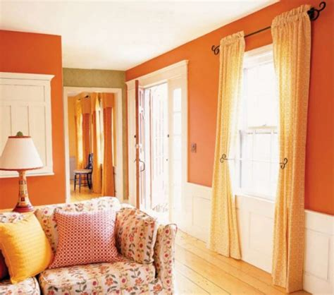 Tangerine Living Room by 9 Magnificient Tangerine And White Living Room Design
