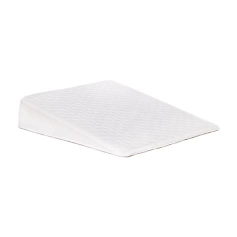 acid reflux bed wedge quilted acid reflux bed wedge large leg raiser support