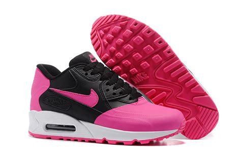 Nike Running High Premium Quality high quality nike air max 90 premium se pink black white 858954 009 s running shoes