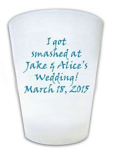 240 Custom Funny Wedding Sayings Favor Shot Glasses   eBay