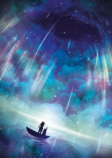 anime themes galaxy y journal of stars v by erisiar on deviantart